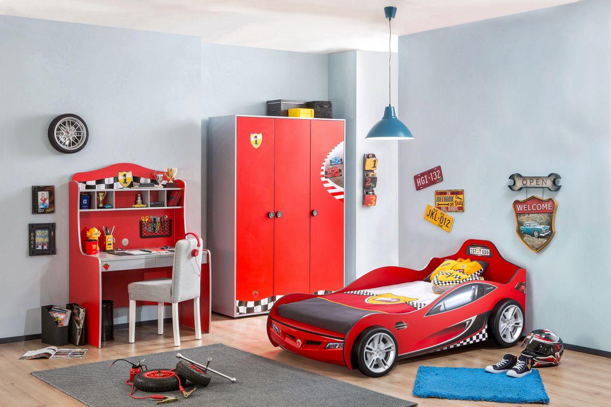 fe6dadb70a3a detské postele auto - ZĽAVA - Hezký detský nábytok