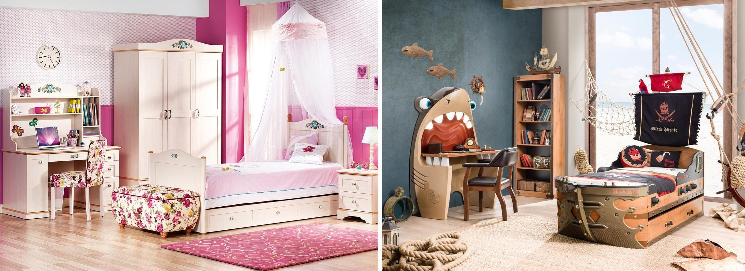 2531d29dac Originálne detské izby Cilek - Hezký detský nábytok