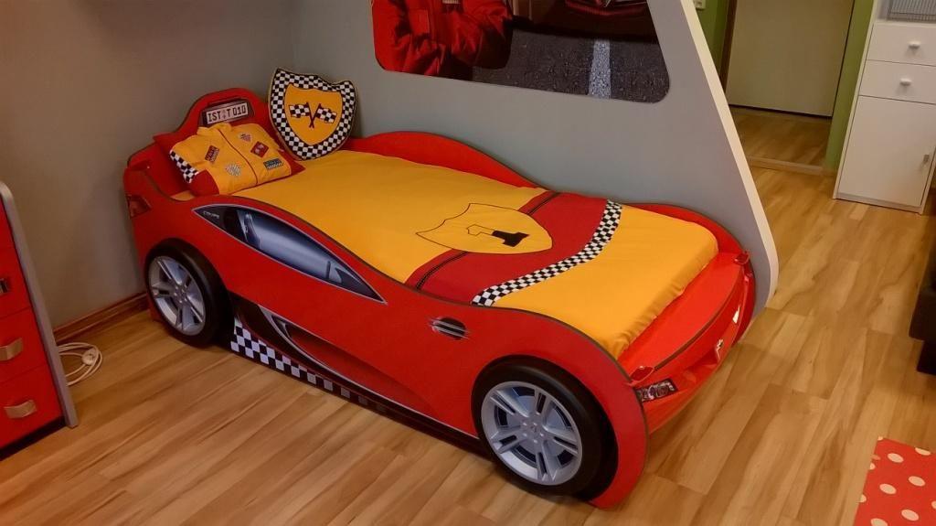 0aa439726184 Letné zľavy - detská posteľ auto Coupe Friend - Hezký detský nábytok
