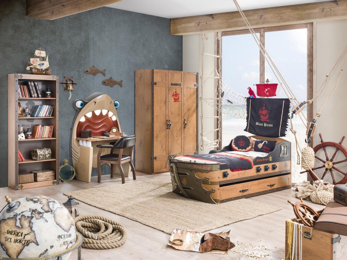 6c1056a7694d Detská izba pre chlapca - Hezký detský nábytok