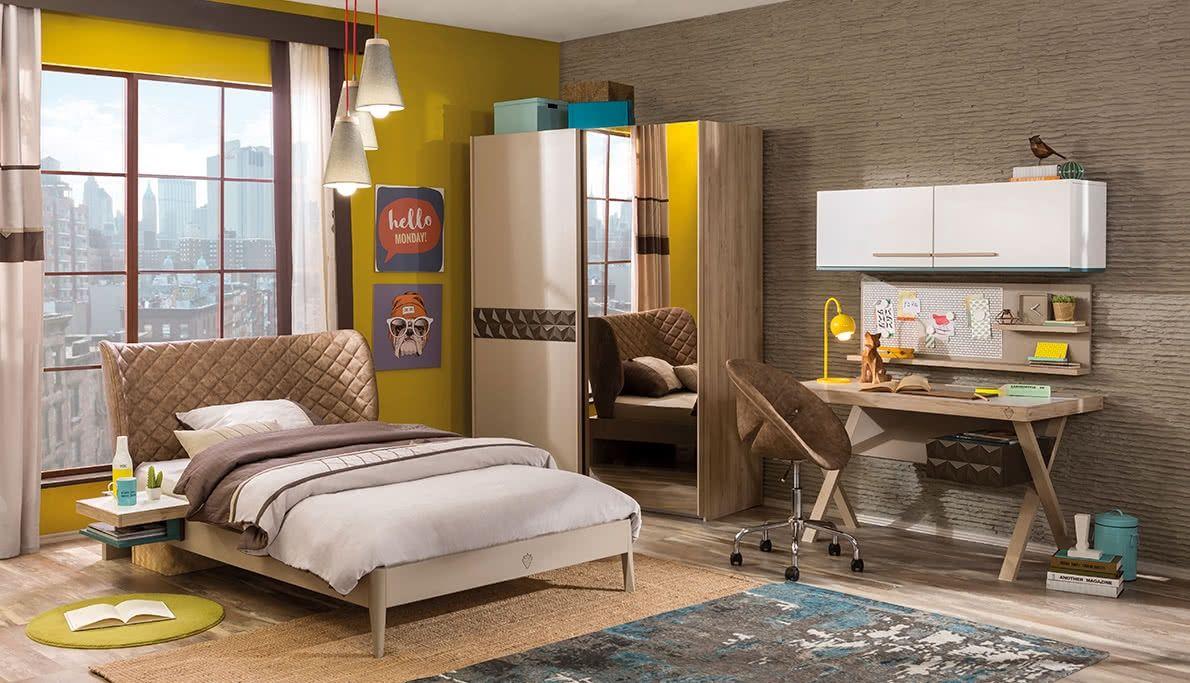 9dc21d655e Študentský nábytok Lofter - Hezký detský nábytok
